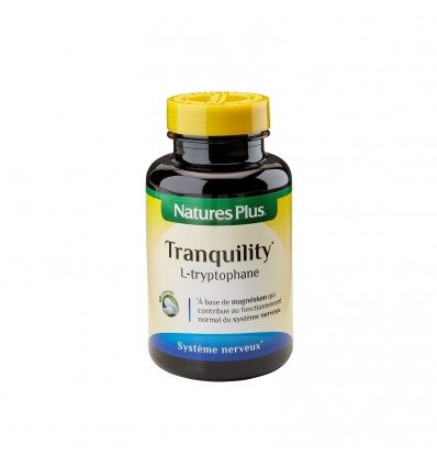 NATURE'S PLUS TRANQUILITY 60 CPR