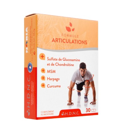 HDNC FORMULE ARTICULATIONS 30 CPR