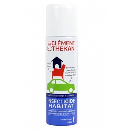 CLEMENT THEKAN INSECTICIDE HABITAT SPRAY FOGGER 200ML